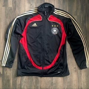 Germany National Soccer Team Warm Up Jacket